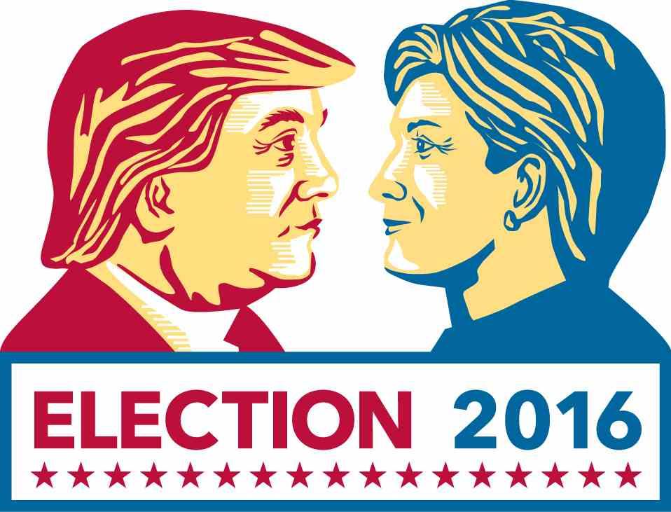 clinton-trump-standoff