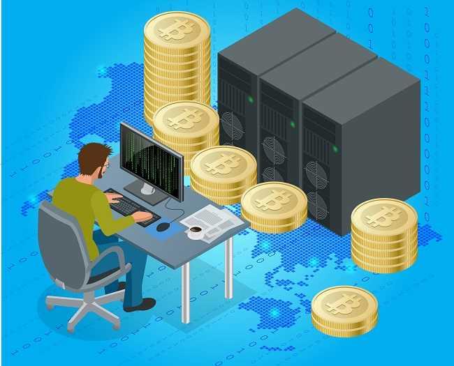 تداول العملات الافتراضية