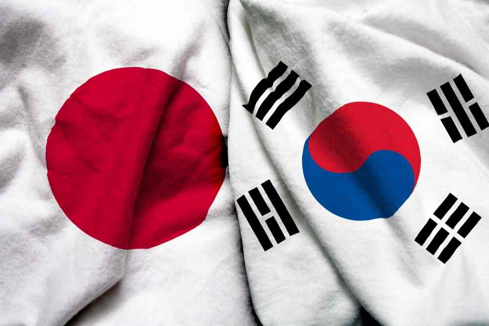 japan-and-south-korea