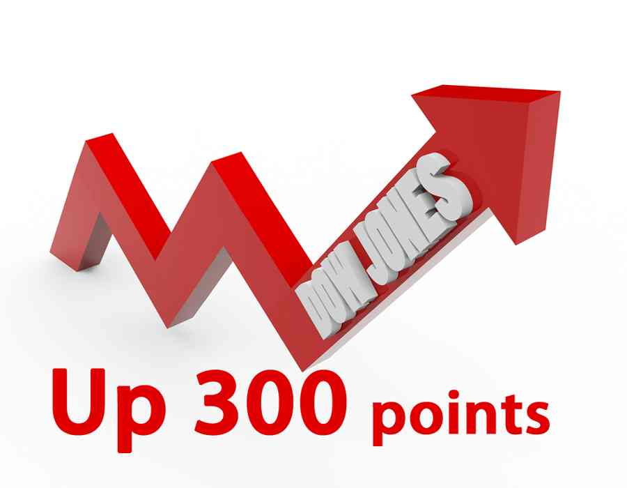 dow-jones-up-300-points